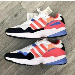 Adidas Originals Yung 96 White Red Blue Orange